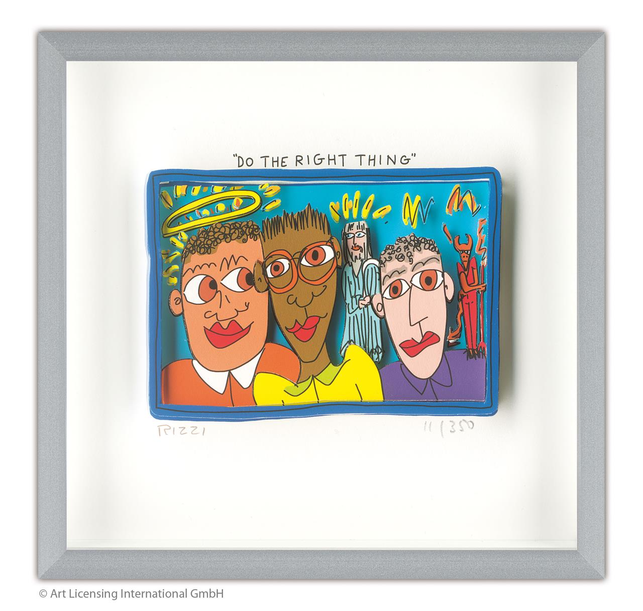 James Rizzi - DO THE RIGHT THING