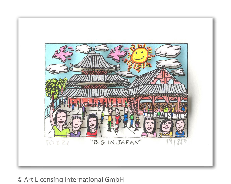 James Rizzi - Big in Japan