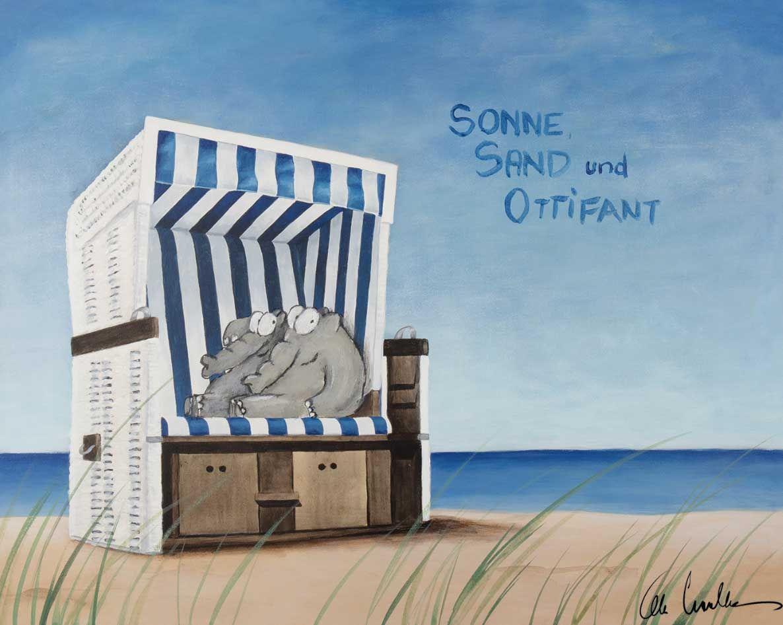 """Otto Waalkes – Sonne-Sand u. Ottifant """"vorbestellbar"""""""