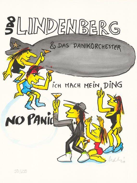 Udo Lindenberg – Zeppelin - Ich mach mein Ding