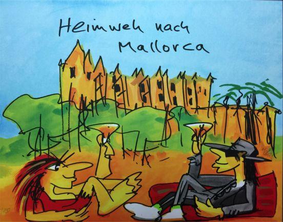 Udo Lindenberg - Heimweh nach Mallorca