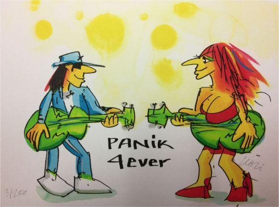 Udo Lindenberg - Panik 4 ever