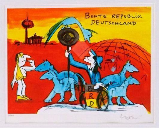 Udo Lindenberg - Bunte Republik