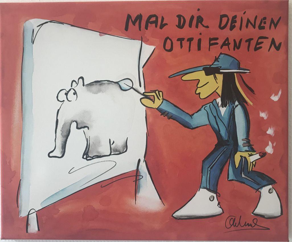 Otto Waalkes – Mal Dir Deinen Ottofanten
