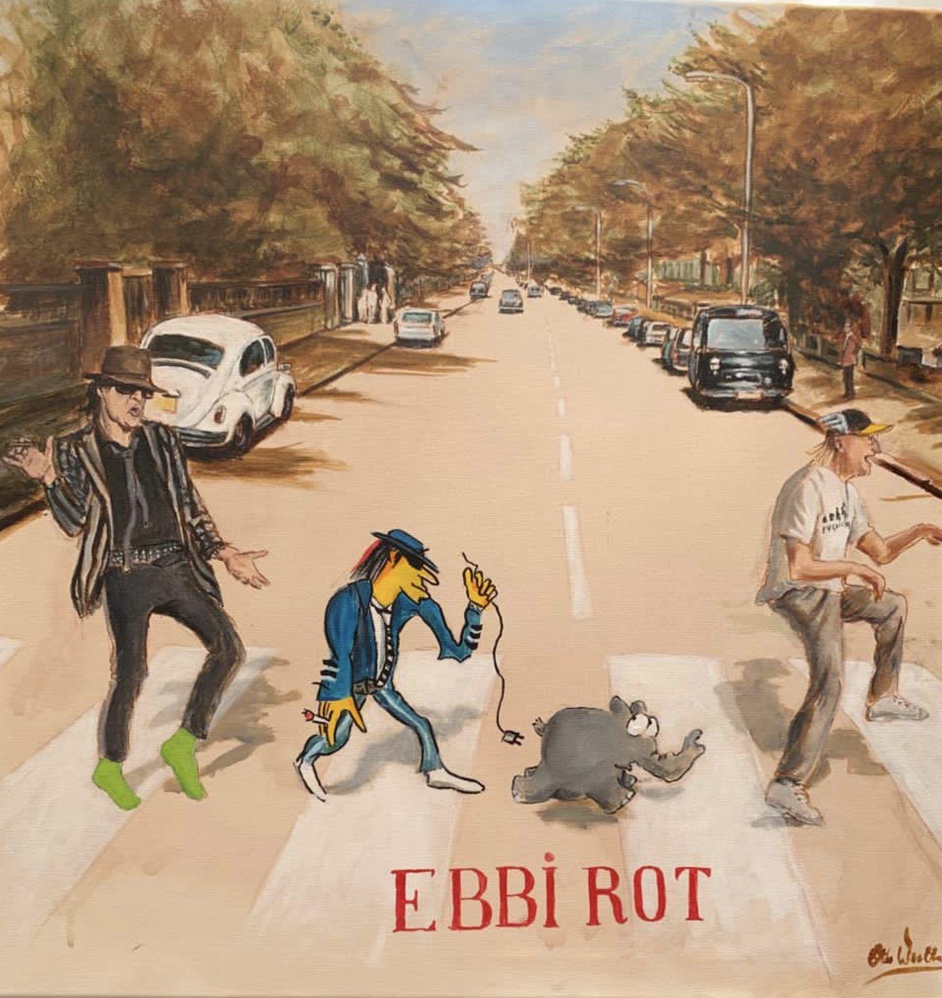 Otto Waalkes – Ebbi Rot (Edition 2021) EXKLUSIV VORBESTELLBAR