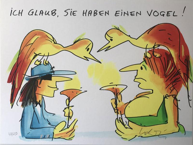 Udo Lindenberg - Ich glaub, Sie haben einen Vogel