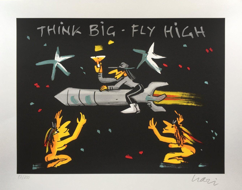 Udo Lindenberg - Think Big Fly High