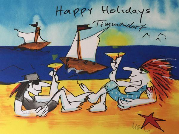 Udo Lindenberg - Happy Holidays-Timmendorf